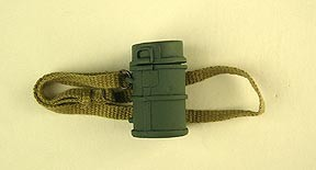 Gas Mask Canister: German WWI (2 piece)<BR>