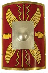 Roman Shield (Rectangle)