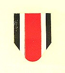 German Iron Cross Ribbon WWII