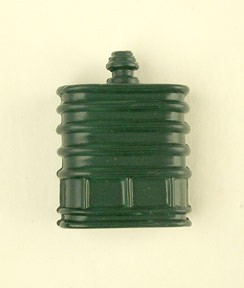 Gas Mask Canister: Large, Green
