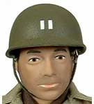 Helmet: US M1 Ranger Captain