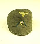 Cap: M43 Afrika Korps Field (cloth)