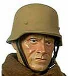 Helmet: German Afrika Korp (Resin with liner)