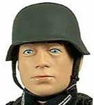 Helmet: German Green No Decals (Elite Brigade)