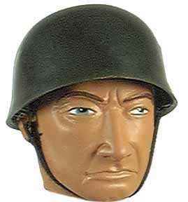 Helmet: German Paratrooper Green