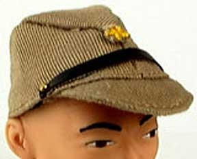 Hat: Japanese WWII Cloth
