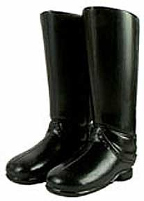 Boots: Cavalry, Black