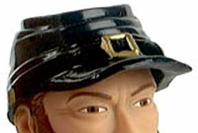 Civil War Kepi-Union (Plastic)