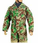 Jacket: German Paratrooper Smock-Tropical Camo