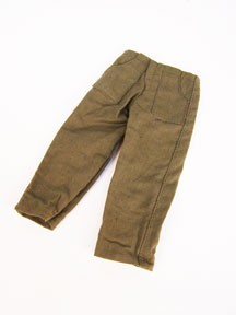 Trousers: OD Green