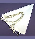 White Parachute with Cord