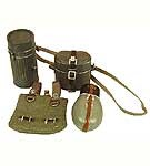 German Field Gear Set