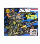 Hall of Fame: Strike Cycle (Loose w/Box)