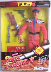 M. Bison: Street Fighter II