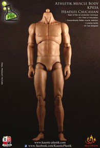 Skeleton Model with Book | 1/6 Scale Male Civilian Bodies | 34