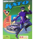 Captain Action by Playing Mantis: Kato