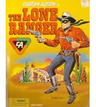 Captain Action by Playing Mantis: The Lone Ranger