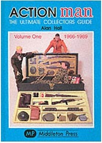 Action Man - The Ultimate Guide Volume #1***<BR>