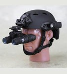 FAST Carbon Helmet with NVG (Black)