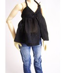 Summer Halter Swing Top