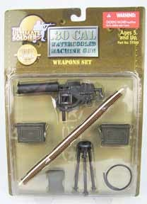 .30 Cal Watercooled Machine Gun Set
