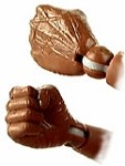 Hands African American- PAIR FISTS