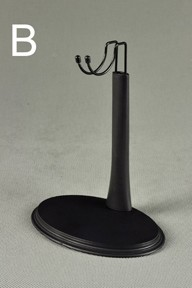 Figure Stand (Version B - Hook)