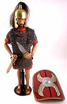 Roman Legion (Chain Mail) c100 BC - PRODUCTION SAMPLE