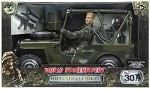 World Peacekeepers: Military Vehicle  Set<BR>PRE-ORDER: ETA Q4 2020