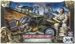 World Peacekeepers: Military Howitzer<BR>PRE-ORDER: ETA Q4 2020