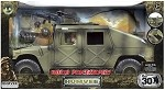 World Peacekeepers: Military Humvee Set<BR>PRE-ORDER: ETA Q4 2020