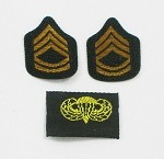 Airborne MP Patch Set