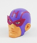 Captain Action: Hawkeye Mask (Loose) **