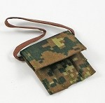 Sub-Machine Gun Ammo Satchel (Digital Camo)