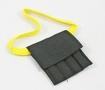Sub-Machine Gun Ammo Satchel (Yellow/Black)