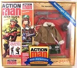 Armored Car (Tank) Commander, Action Soldier Set<BR>(Wave 1 Release)