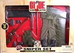 Sniper Set, Deluxe Mission Gear