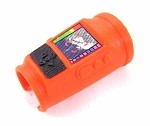 Wrist Communication & Navigation Unit (Orange)