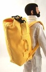 Top Load Duffel Bag (Yellow)