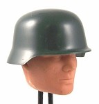 Helmet: German Green - No Strap