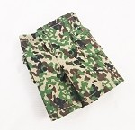 Shorts: Cargo Pockets (JGSDF Camo)