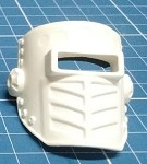 Ironblood Mask (White)
