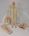 Tan Frogman Outfit Set (Neoprene)