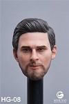 Male Head Sculpt<BR>PRE-ORDER: ETA Q1 2020