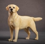 Labrador Retriever<br>(1:12 Scale)