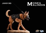 Malinois Dog Deluxe Set (Black Muzzle)