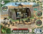 World Peacekeepers: Military Base (1:18 Scale)<BR>PRE-ORDER: ETA Q2 2021