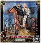 World Peacekeepers: In Pursuit on Horseback<BR>PRE-ORDER: ETA Q2 2021
