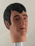 Meriwether Lewis Head Sculpt