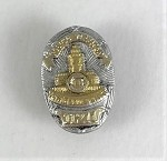 1:6 Scale LAPD Badge